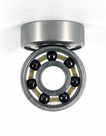 Ceramic Skateboard Ball Bearing 608 RS High Speed Bearings